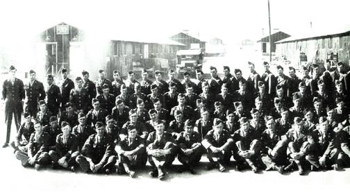 B Company 263d Engineer Combat Battalion Cp Van Dorn, MS 1944