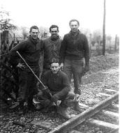 2d Plat C/263d Engr Bn Germany 45