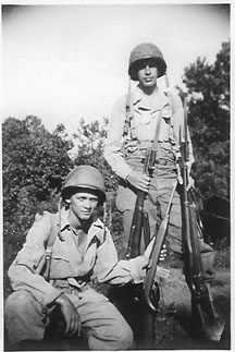 2d Plat 263d Engr Cp Van Dorn MS 1944