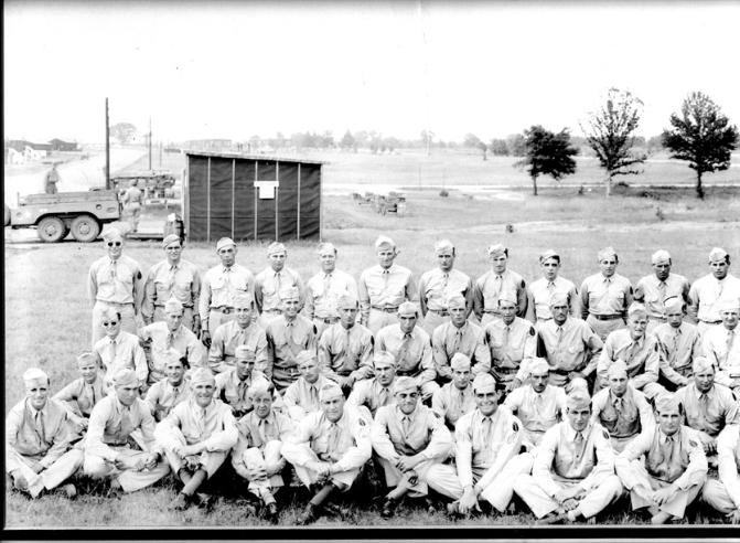 H Company 254th Infantry Regiment, Cp Van Dorn, MS