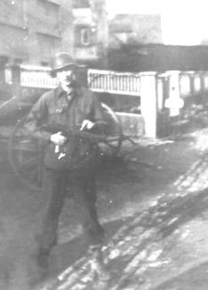 Lt Ekberg, A/254th Inf