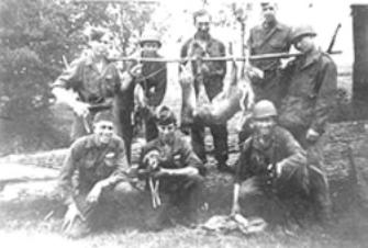 Hunting Party E/254th Infantry