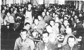 63rd Infantry Division Mess Hall